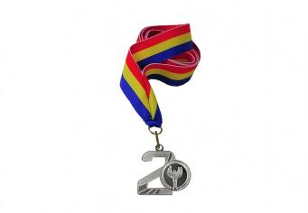 Medalie argintie Locul 2