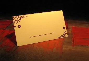 Card masa nunta nume invitati