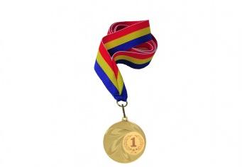 Medalie aurie loc 1