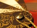 Detaliu prindere canaf invitatie nunta