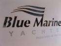 Detaliu invitatie la aventura - Blue Marine
