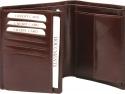 Interior portofel piele Maro Barbati personalizat