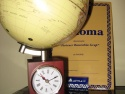 Basarabia - personalizare ceas birou