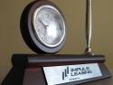 Personalizare ceasuri de birou prin gravura laser