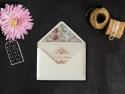 Invitatie nunta lemn gravat