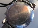 Capac de ceas personalizat prin gravura mecanica
