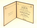 Invitatie deschisa - detalii asezare text
