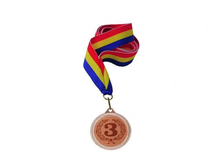 Medalie locul 3