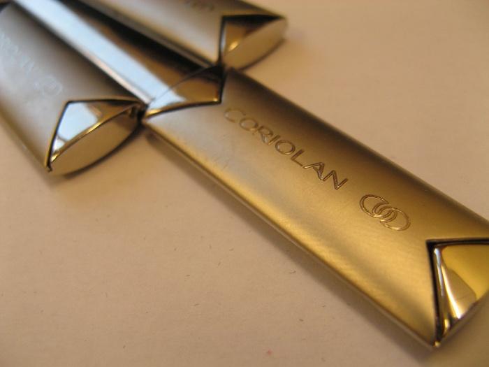 Cutit metalic pentru desfacut corespondenta personalizat
