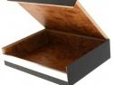Cutie De lemn Pentru Portofel de Piele de Dama