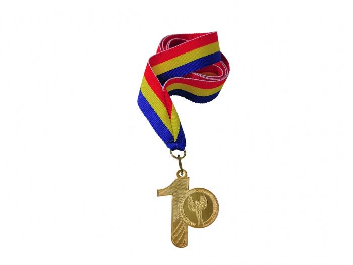 Medalie AUR locul 1